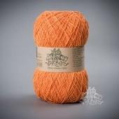 Пряжа Этно-Коттон 1200 (Ethno-Cotton 1200),морковный артикул 021