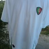 Спортивная фирменная футбольная футболка зб Португалии.л.