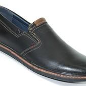 Мужские туфли Black