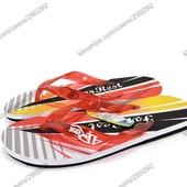 12-140 Мужские пляжные вьетнамки. 3 цвета.