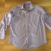 Мужская рубашка Gino di Milano 41р.