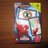 На 5+ Карточная игра SpiderMan от Cartamundi мальчику