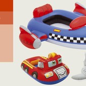 Надувная детская лодка Intex 59380 3-6 лет