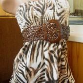 Яркая одежда для яркого лета - Топ-бандо Amisu