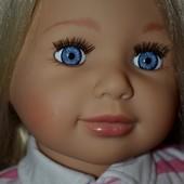 Редкая кукла Салли Sally 63 см Zapf Creation запф криейшин родной аутфит