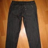 укороченные джинсы р-р Л,сост новых,Brandtex