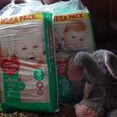 Новинка!!!Польские памперси Tesko loves baby