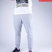 Мужские спортивные штаны, серый цвет