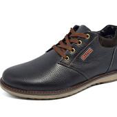 Зимние ботинки Braxton urban 362 black