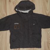 продам куртку осінь-весна на 9-12 м