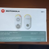 Радио няня Motorolla MBP8