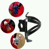 Универсальный держатель-подстаканник для бутылки, стакана на коляску
