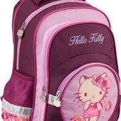 Kite кайт Рюкзак шкільний 525 Hello Kitty