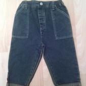Фирменные джинсы 1,5-2 года