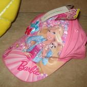 Кепка Барби Barbi на 6-10лет ОГ 54-56