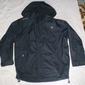 мужская куртка ветровка Dunlop
