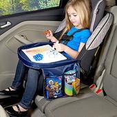 Детский Столик на коляску и автокресло универсальный Play Snack Tray в машину