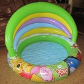 детский бассейн интекс дисней