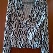 Рубашка-блузка р.М-Л бу очень красивая