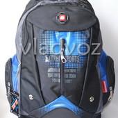 Школьный рюкзак ортопедический DFW ex. sport чёрн.