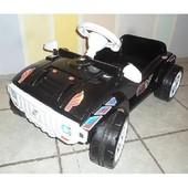 Педальная Машинка черная Орион 792 машина с педалями