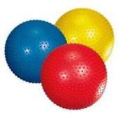 Шипованный Мяч 65см. фитбол Profit Ball для фитнеса