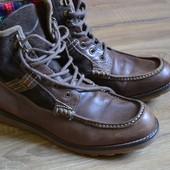 Mexx Ботинки кожаные 45р