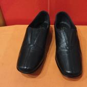 Туфли осенние Lula р.37(4), натуральная кожа.