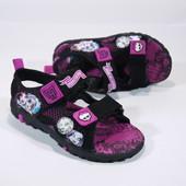 Босоніжки сандалі Monster High  18.5см  Америка  Монстер Хай