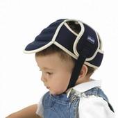 Chicco Детский защитный шлем Bumper bonnet синий
