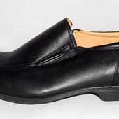 (45)Модные стильные туфли C&A!для джентельмена