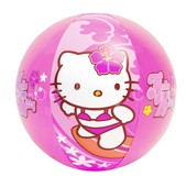Надувной мяч Intex 58026. Hello Kitty Beach Ball (51 см)