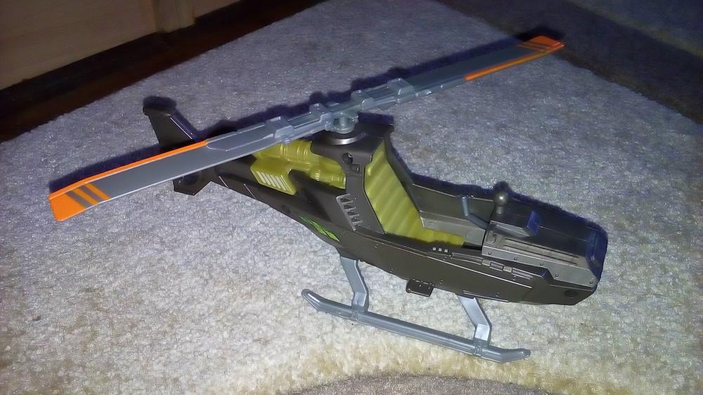 Вертолет фото №1