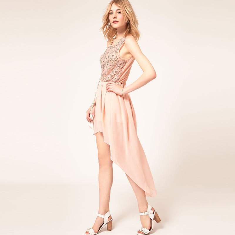 Ассиметрическая юбка new look фото №1