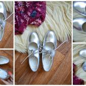 Бальные туфли, туфли для степа-чечетки, р-р 34