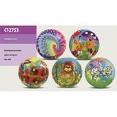 Мяч резиновый C12753