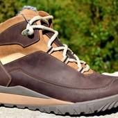 мужские кожаные ботинки деми/зима 3 цвета КОД:М
