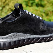 мужские кожаные кроссовки 5 моделей Код:М
