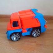 Автомобиль-мусоровоз Lena