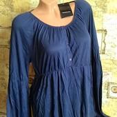 Новая фирменная блузка Reserved,р.М-L,100%хлопок