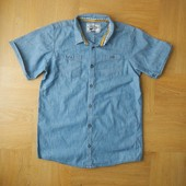 164 см Matalan отличнейшая джинсовая тенниска хлопок. Длина - 66 см, ширина - 47 см, плечи - 37 см.