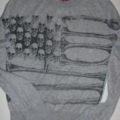 тоненький свитер джемпер на 6-8 лет