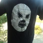 Фірмова стильна брендова футболка Euro .м .Унісекс .Usa.