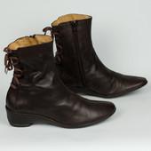 Кожаные ботинки полусапожки Hispanitas Испания 36р.