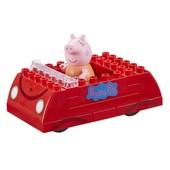 Фото1 Конструктор Peppa - машина Пеппы (фигурка мамы свинки, 16 дет)
