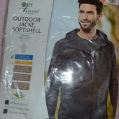 Куртка, ветровка, аутдор (outdoor) софтшелл размер М Новая. Германия.