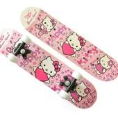 Скейтборд детский Smart до 40 кг. 7 слоев из Китайского клёна