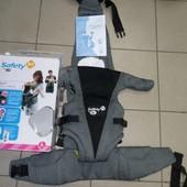 Брендовый рюкзак-переноска Baby Relax safety 1st