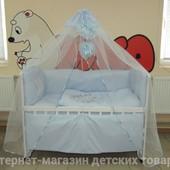 Комплект детского постельного белья Bonna Eko