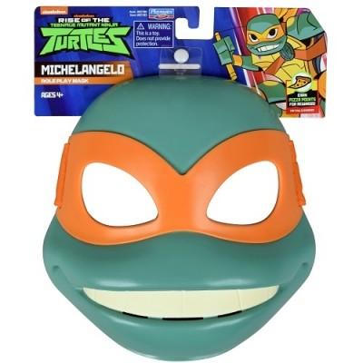 Tmnt игрушечное снаряжение серии эволюция черепашек-ниндзя маска микеланджело черепашки ниндзя фото №1